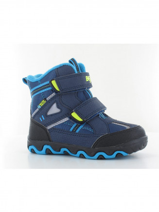 Kids Hi-tec Blizzard Wp Ch Blue