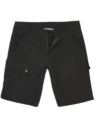 Mens Bradshaw Performance Cargo Shorts Black