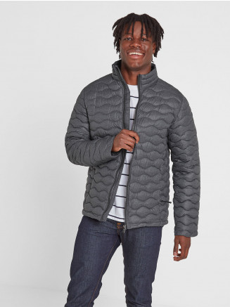 Mens Brimham Thermal Jacket Grey