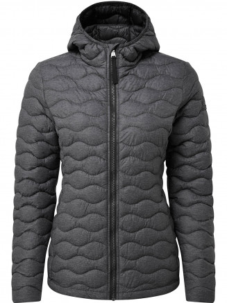 Womens Brimham Thermal Jacket Grey