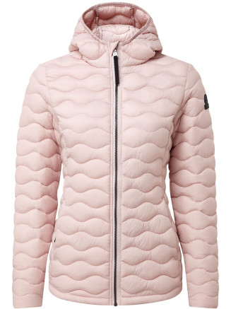 Womens Brimham Thermal Jacket Pink