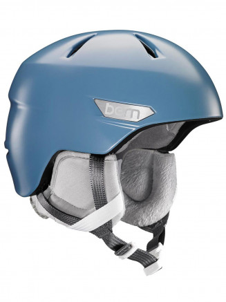 Mens Bristow Zipmold Plus Helmet Blue