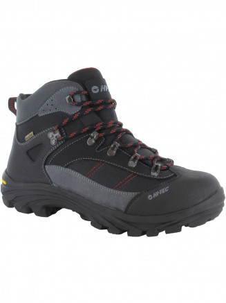 Mens Hi-tec Caha Wp Grey