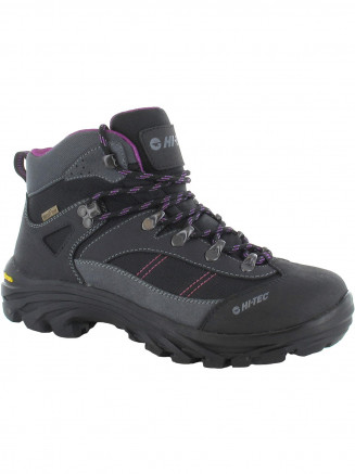 Womens Hi-tec Caha Wp Grey