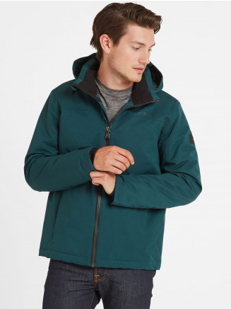Mens Cawood Jacket Green