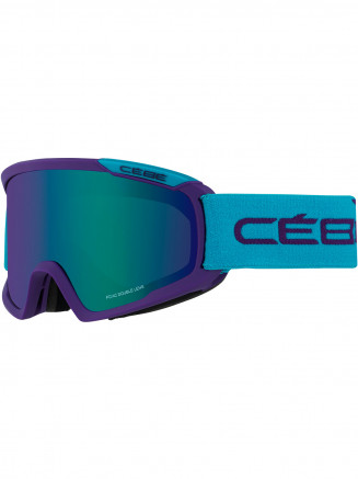 Mens Womens Fanatic M Goggles Purple