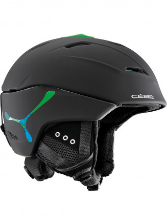 Mens Womens Atmosphere 2.0 Helmet Black