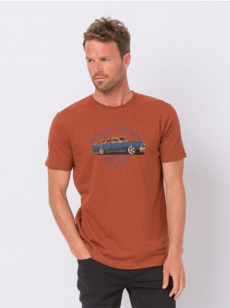 Mens Woody Tshirt Red