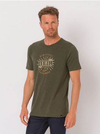 Mens Bennett Tshirt Green