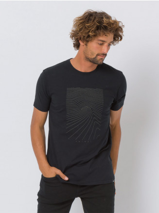 Mens Sunn Tshirt Black