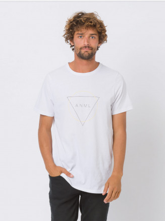 Mens Avail Tshirt White
