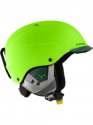 Mens Womens Contest Visor Helmet Green