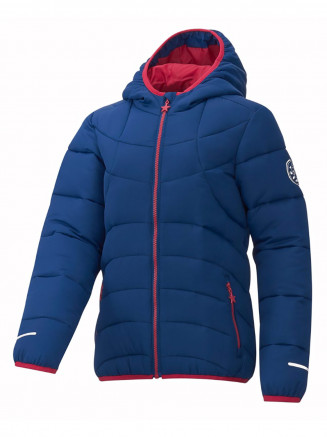 Girls Alison Insulated Jacket Blue