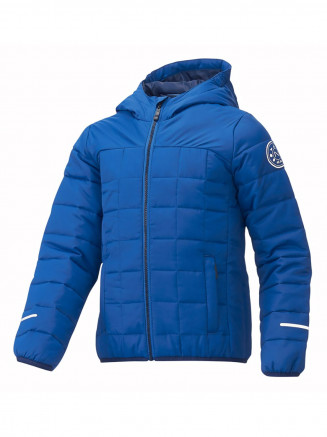 Boys Andrew Insulated Jacket Blue