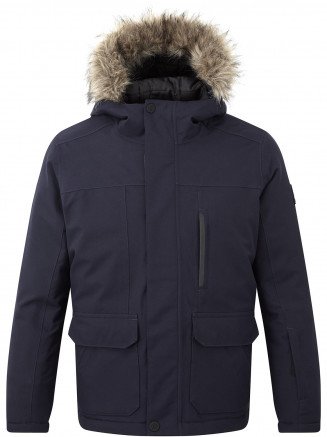 Boys Duggan Waterproof Jacket Blue