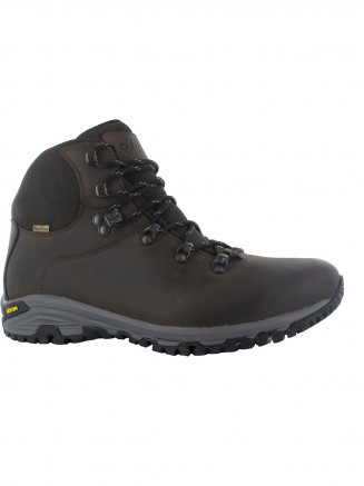 Womens Hi-tec Endura Lite Wp Brown