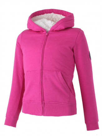 Girls Flow Sheep Hoody Pink