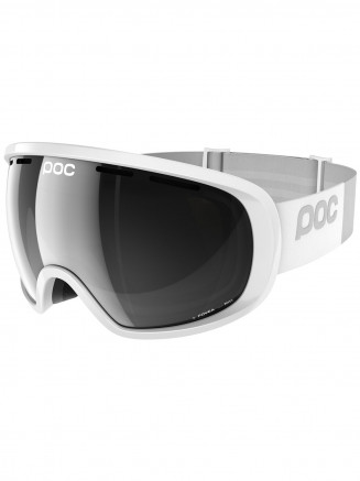 Mens Womens Fovea Goggles White