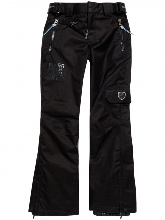 Womens Snow Pant Black