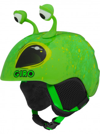 Kids Launch Plus Helmet Green