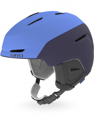 Mens Womens Avera Mips Helmet Blue