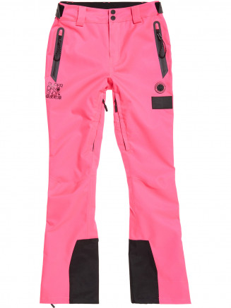 Womens Snow Pant Pink