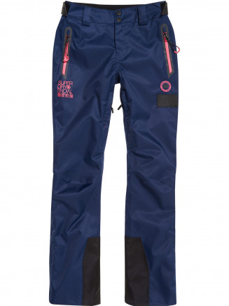 Womens Snow Pant Blue
