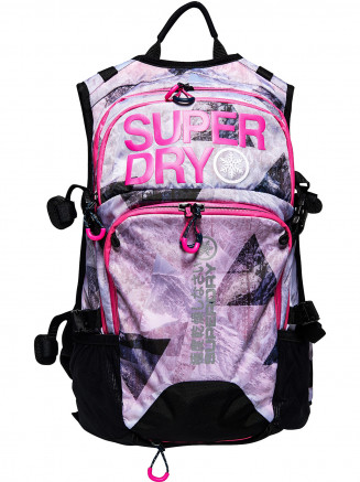 Womens Ultimate Snow Rescue 15l Pack Pink