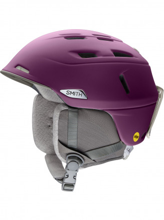Womens Compass Helmet Red