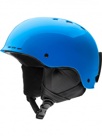 Kids Holt Junior Helmet Blue