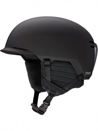 Mens Womens Scout Helmet Black