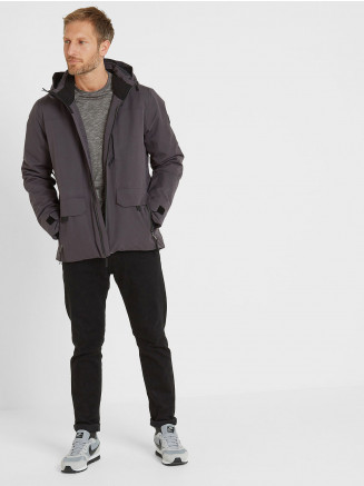 Mens Helmsley Jacket Grey