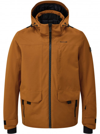 Mens Helmsley Jacket Orange