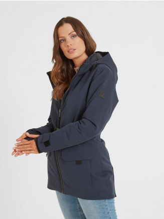 Womens Helmsley Jacket Blue