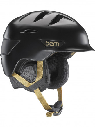 Womens Hepburn Zipmold Helmet With BOA Winter Line Black