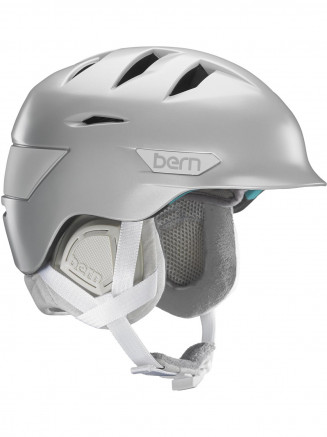 Womens Hepburn Zipmold Helmet With BOA Winter Line Grey