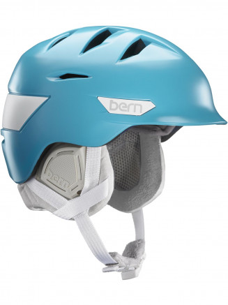 Womens Hepburn Zipmold Helmet With BOA Winter Line Turquoise