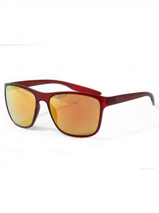 Mens Horton Sunglasses Red