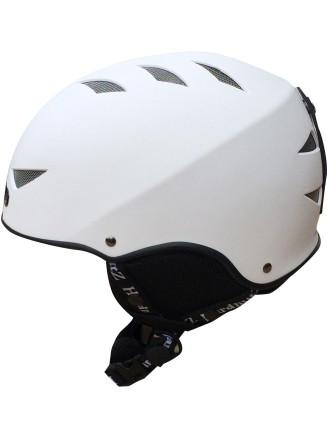 Ski & Snowboard Helmet White