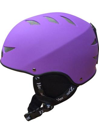 Ski & Snowboard Helmet Purple