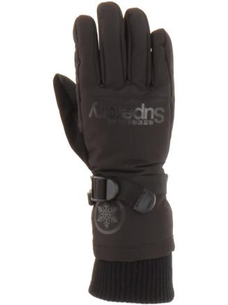 Womens Ultimate Snow Service Glove Black