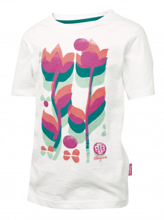 Girls Ormond Tshirt White