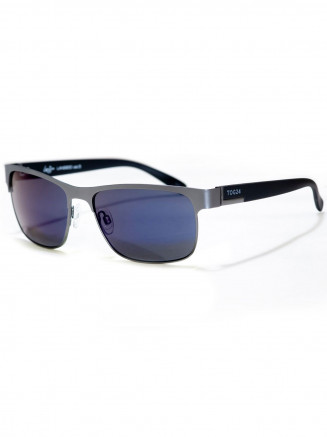 Mens Langton Sunglasses Black
