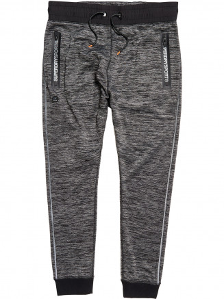 Mens Training Slim Jogger Grey