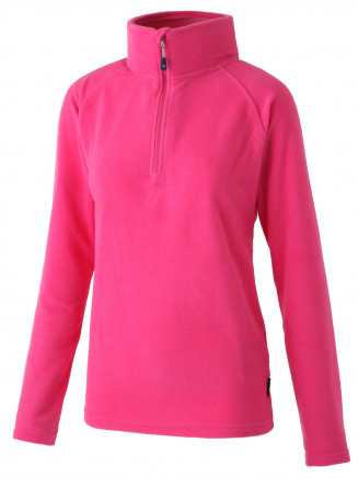 Womens Dill Micro Fleece Pink
