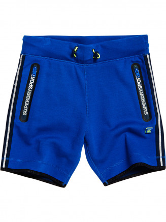 Mens Core Gymtech Shorts Blue