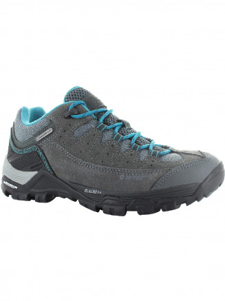 Womens Hi-tec Ox Belmont Low I Wp Grey