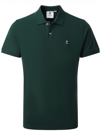 Mens Percy Polo Green