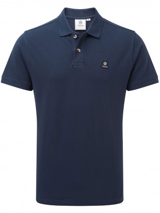 Mens Percy Polo Blue