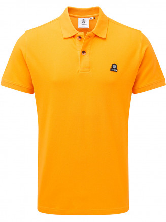 Mens Percy Polo Yellow